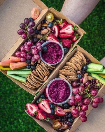 В меню Дженнифер Лопес преобладают фрукты и овощи