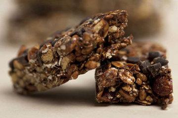 Рецепт батончиков с орехами и сухофрутами