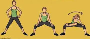 Упражнения чтобы убрать живот, бока и сделать стройнее талию