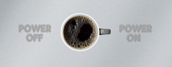 Идеальное время для чашки кофе