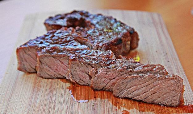 Лучший источник белка мясо