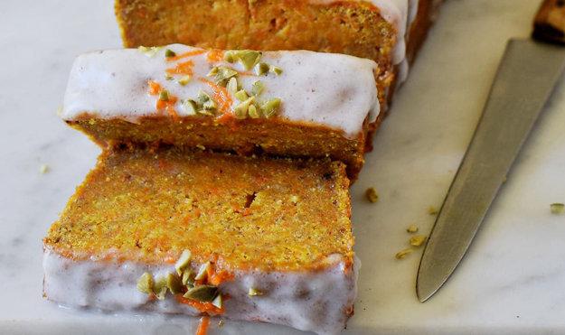 Морковный пирог для диабетиков и веганов