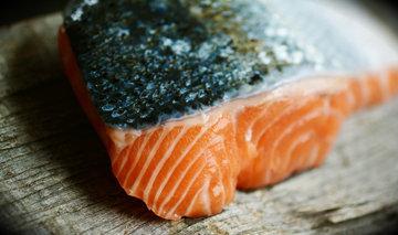Носитель витамина D свежая рыба
