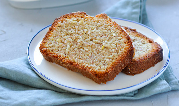 Ореховый пирог для диабетиков 1