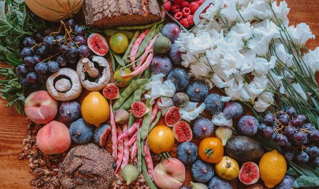 Рацион богатый витаминами