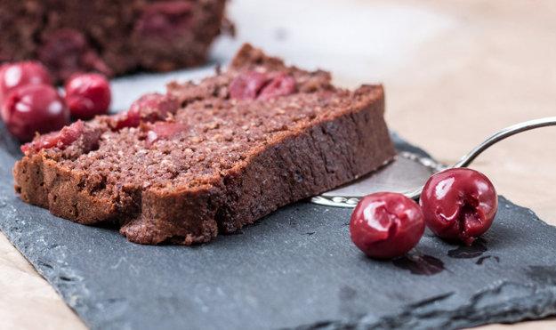 Вишневый пирог для диабетиков 1