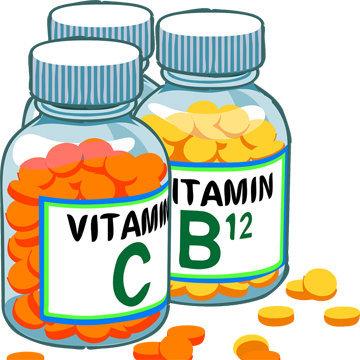 дополнительный прием витаминов и минералов