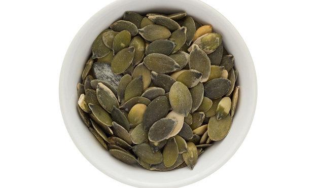 Цинк семена тыквы