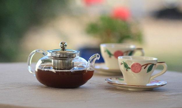 Фторид черный чай