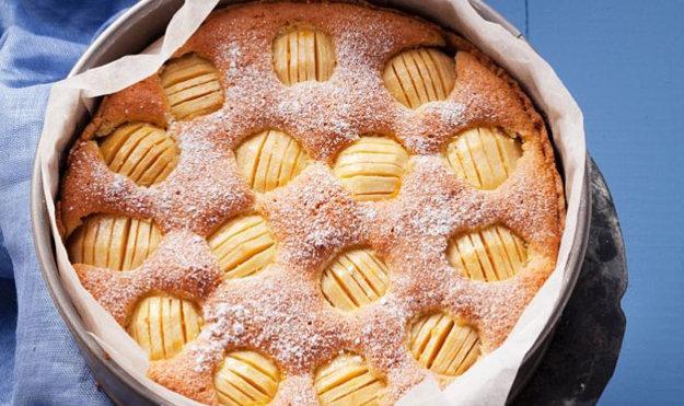 Яблочный пирог для диабетиков