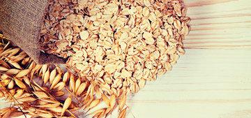 Овес и овсянка содержат антиоксиданты