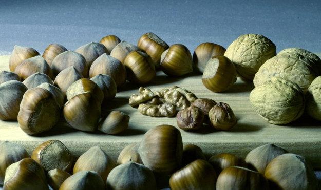 Железо орехи