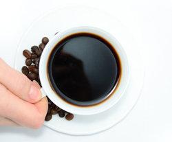 3-ий день 5 чашек кофе без молока и сахара + вода
