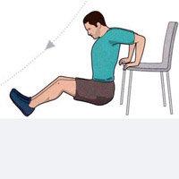 7-минутный кольцевой комплекс для похудения 7