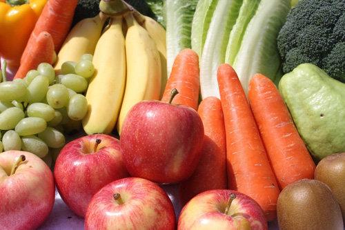 Экологически чистые продукты и грязная дюжина в 2016 году