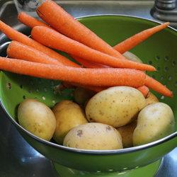 Как работает картофельная диета