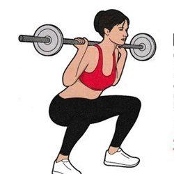 Упражнения для ног и ягодиц 1