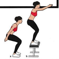 Упражнения для ног и ягодиц 2