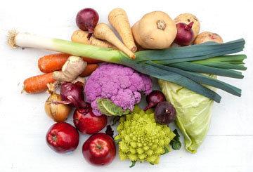 Самые полезные овощи 2