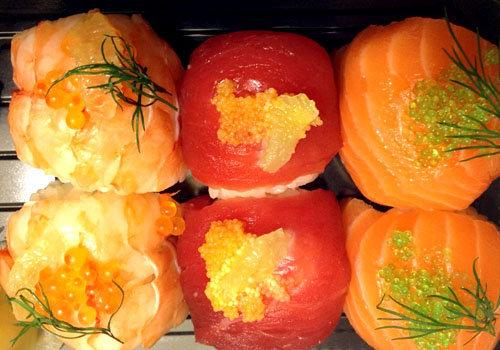 Суши дома рецепт Камелия