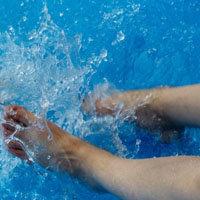 Виды ножных ванн