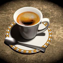 напиток из кофе, масла и растительного масла