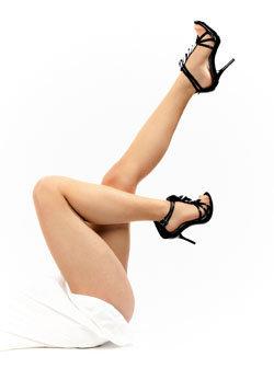 ноги стройные