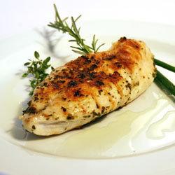 1 порция куриной грудки