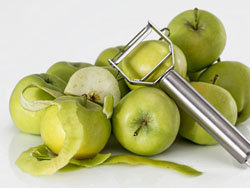 Яблочный мусс из свежих яблок