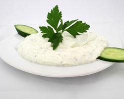 рецепты из йогурта и свежих трав