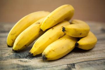 Банан - это один из излюбленных фруктов
