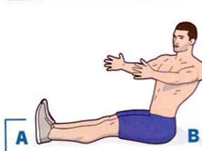 Упражнения для укрепления мышц спины 1a