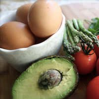 12. Запечь яйца