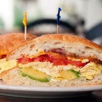 20. Сэндвич BLT