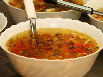 Есть побольше супов