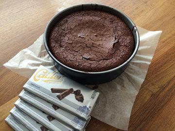 Как приготовить Шоколадно банановый торт