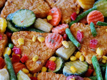 2. Замороженные готовые блюда и полуфабрикаты