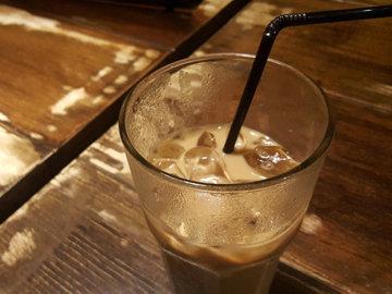 Айс кофе Frappé