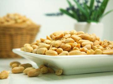 1. Творог с арахисом