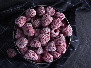 фрукты и ягоды лучше заморозить