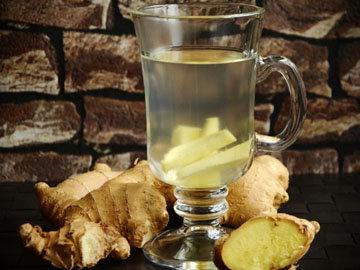 3. Имбирный чай для похудения
