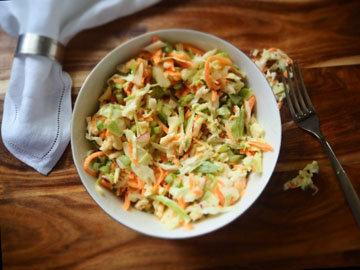 7. Сахар в капустном салате