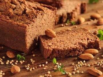 Хлеб без сахара, глютена и лактозы