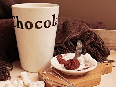 Полезный питьевой шоколад