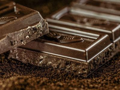 шоколад с содержанием какао не менее 70%
