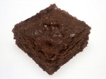 3. Сочные шоколадные брауни