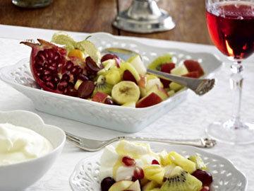 Десерт Фруктовый салат