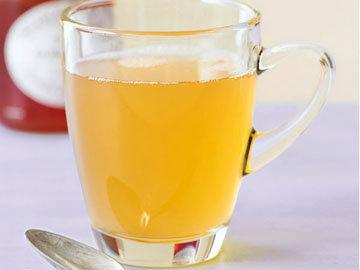 Имбирно-айвовый чай