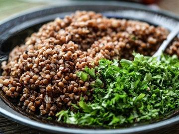 Источники растительного белка - зерновые