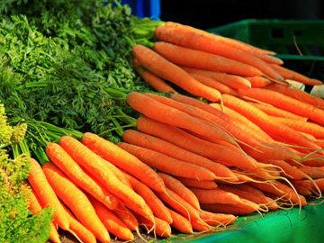 Морковь с лимоном и лавром